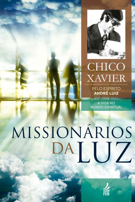 Missionários da luz - CAPA