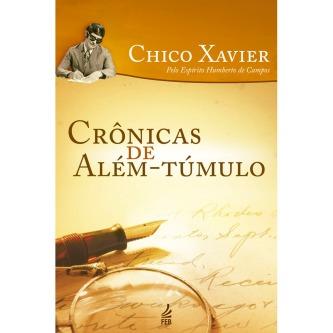 Livro-Cronicas-de-Alem-Tumulo-17-edicao-Chico-Xavier-2447147
